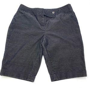 MICHAEL KORS Corduroy Over the Knee Shorts